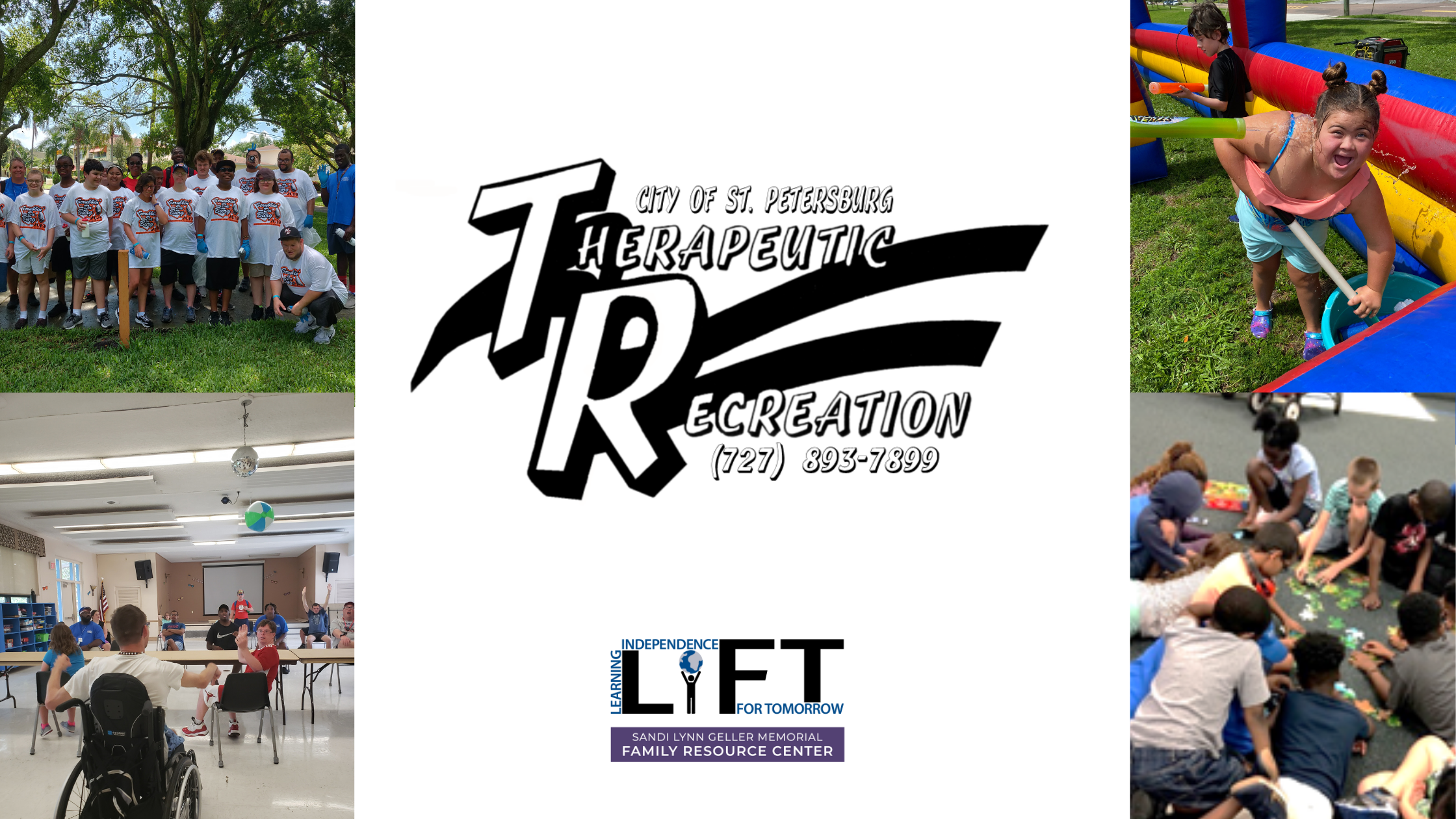 October Resource: City of St. Petersburg Therapeutic Recreation